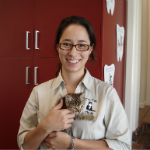 Alison Jukes The Cat Clinic Vet